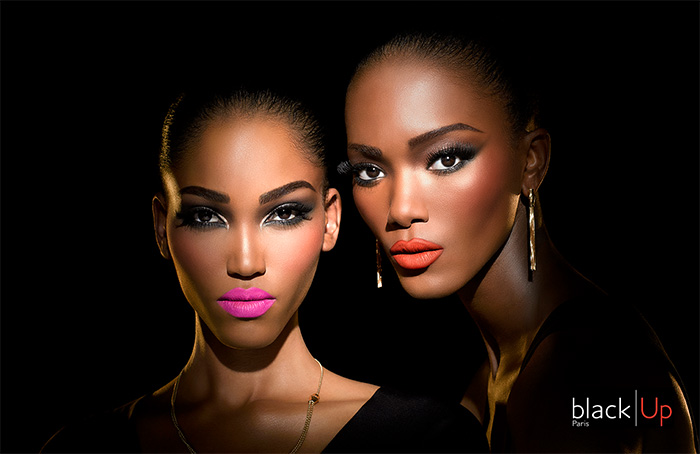 Campagne BLACK UP COSMETICS 2015